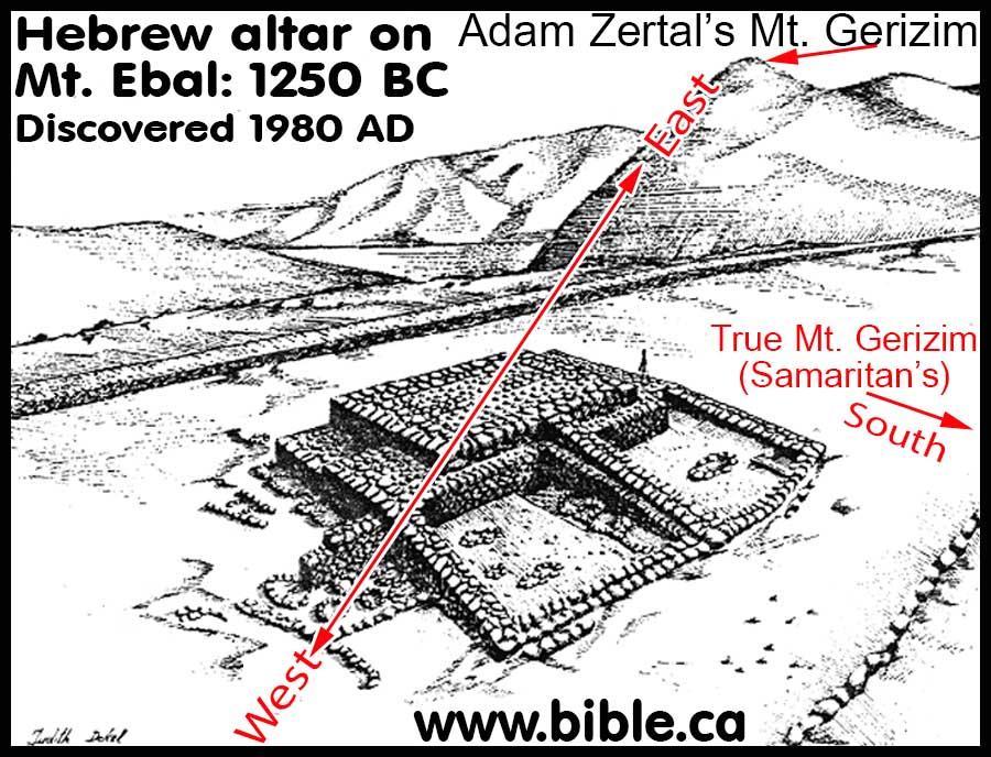 Hebrew Altar