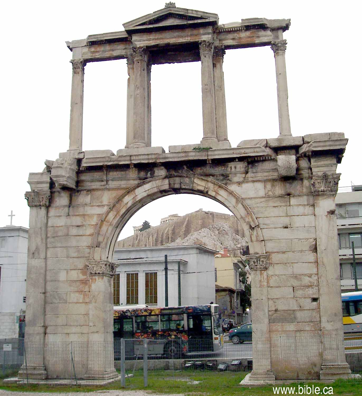 Opinions on Arch of Hadrian (Athens)