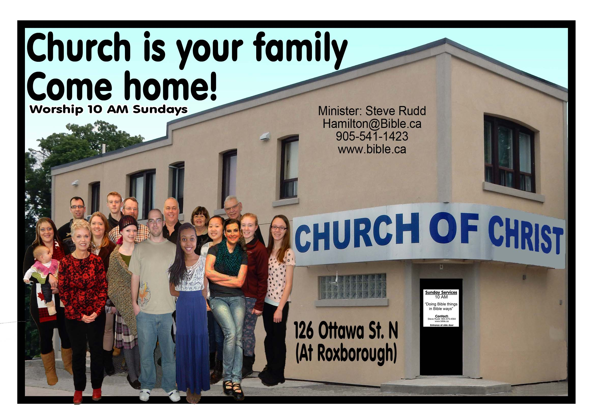 Welcome to the hamilton church of christ in ontario canada study the bible blueprint in hamilton ontario malvernweather Images