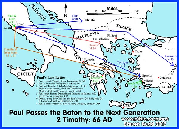 Middle east map bible times on