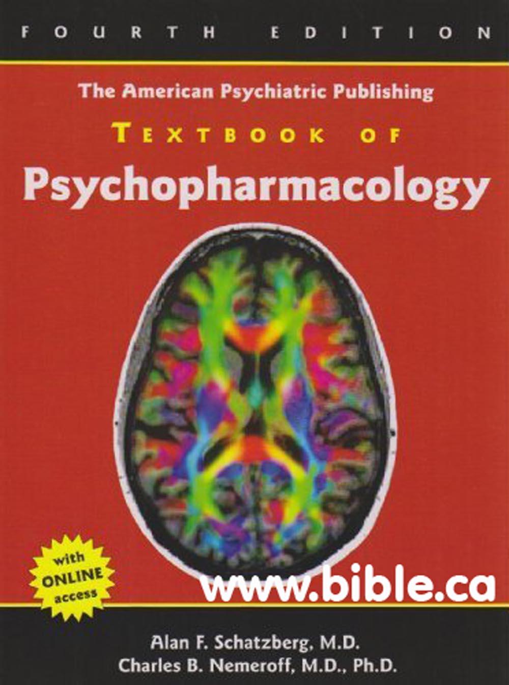 Психофармакология
