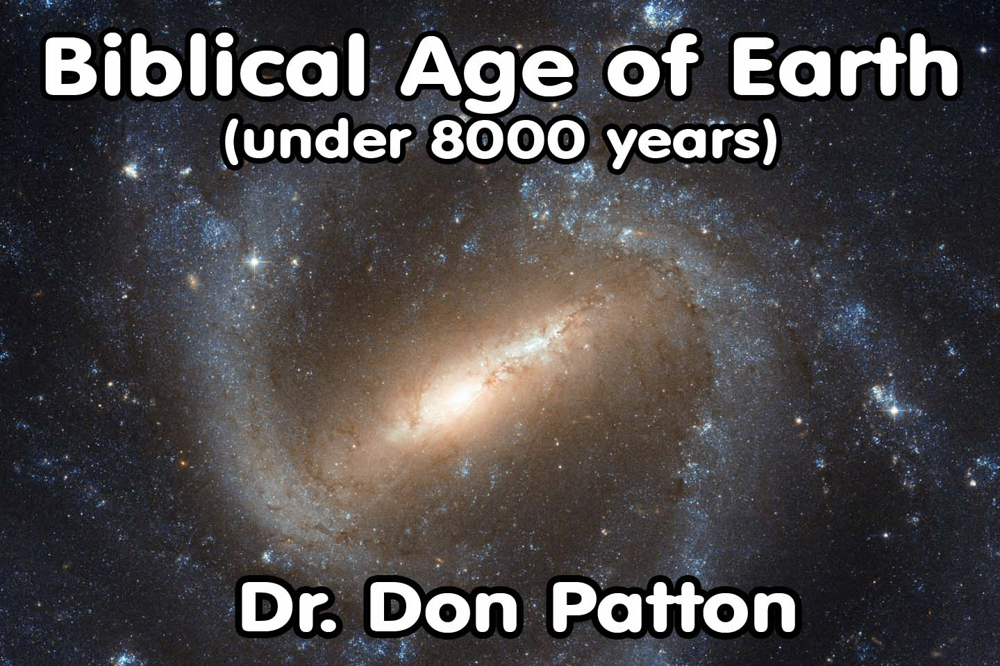 biblical scriptural age of the young earth